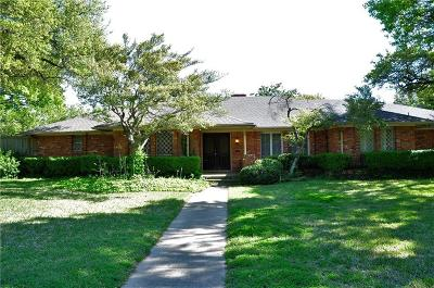 Single Family Home For Sale: 4228 Mendenhall Drive