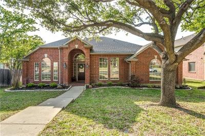 Keller Single Family Home For Sale: 1508 Highland Lakes Drive