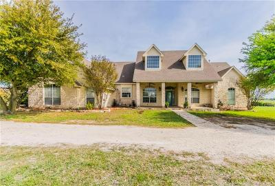 Cleburne Single Family Home For Sale: 6400 W Fm 4
