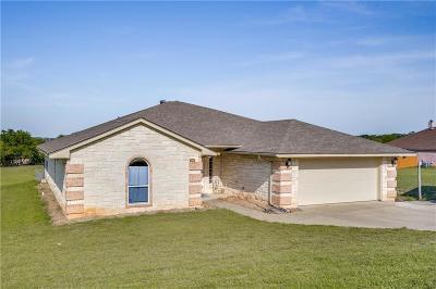 Granbury Single Family Home For Sale: 4105 Seminole Trail