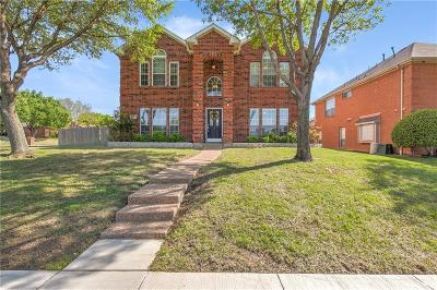 Carrollton Single Family Home Active Option Contract: 2724 Winterlake Drive