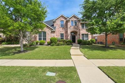 Allen TX Single Family Home For Sale: $375,000