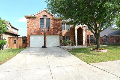 Rowlett Single Family Home For Sale: 8006 Troon Drive