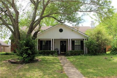 Desoto Single Family Home For Sale: 1008 Whitewater Trail