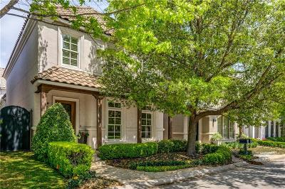 Tarrant County Single Family Home For Sale: 417 Wyndham