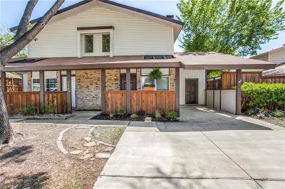 Carrollton Townhouse Active Option Contract: 2656 Via Valencia