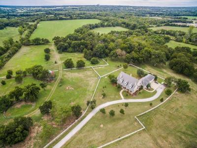 Aubrey Farm & Ranch For Sale: 3590 Warschun Road
