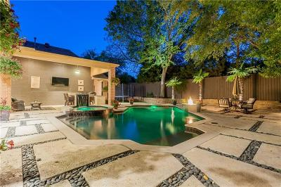 Coppell Single Family Home For Sale: 617 Cambridge Manor Lane