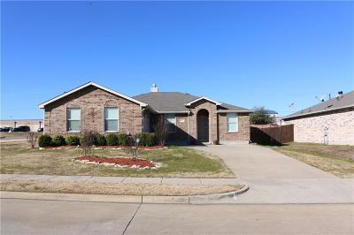 Royse City, Union Valley Single Family Home Active Option Contract: 1409 Englewood Drive