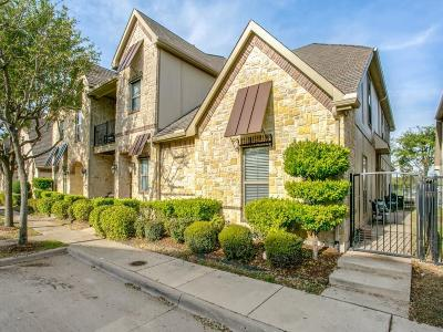 Mckinney Townhouse For Sale: 5524 Conch Train Road