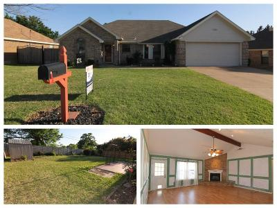 North Richland Hills Single Family Home Active Option Contract: 7836 Cortland Drive