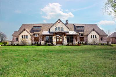 McKinney Single Family Home For Sale: 4414 Lake Breeze Drive