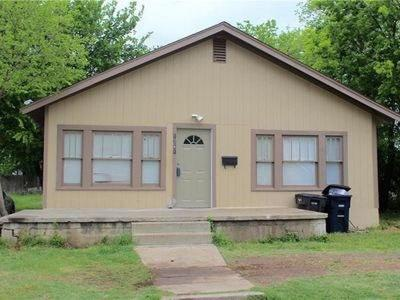 Fort Worth TX Single Family Home For Sale: $92,600
