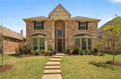 Frisco Single Family Home Active Contingent: 12412 Angelo Drive