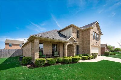 Forney Single Family Home For Sale: 105 Drycreek Drive