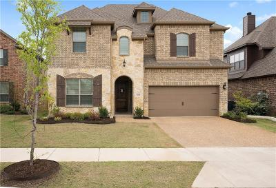 Prosper Single Family Home For Sale: 16616 Toledo Bend Court