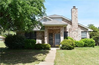 Garland Residential Lease For Lease: 2729 Collins Boulevard