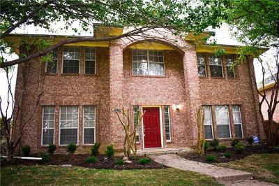 Mesquite Single Family Home For Sale: 2427 Whitetail Drive