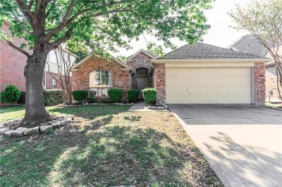 Mckinney Single Family Home Active Option Contract: 2920 Rush Creek Road