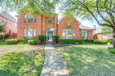 Carrollton Single Family Home Active Option Contract: 1317 Edgewood Court
