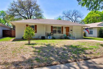 Single Family Home Active Option Contract: 3718 Matador Drive