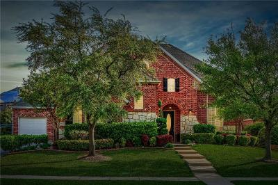 McKinney Single Family Home Active Option Contract: 8104 Linksview Drive