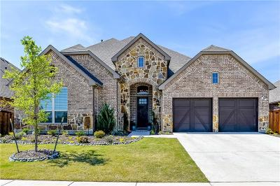 Prosper Single Family Home For Sale: 1817 Commons Way