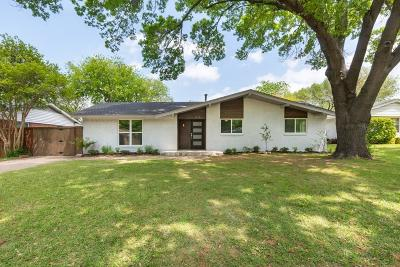 Richardson Single Family Home For Sale: 518 Sage Valley Drive