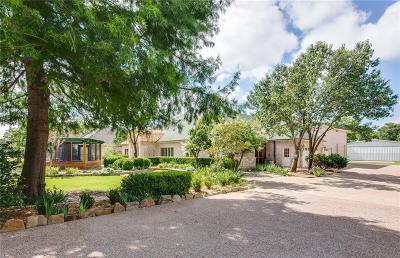 Granbury Single Family Home For Sale: 5303 Glideslope
