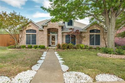 Allen Single Family Home For Sale: 701 Pulitzer Lane