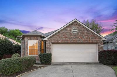 Garland Single Family Home Active Option Contract: 2210 Jasmine Lane