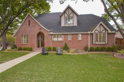 Richardson Single Family Home Active Kick Out: 332 Robin Way