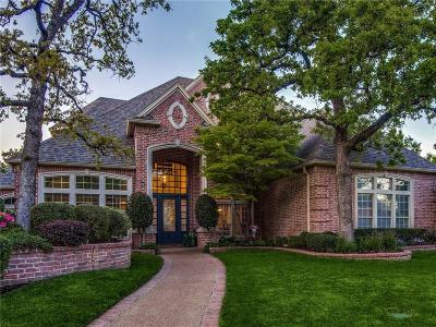 Colleyville Single Family Home Active Option Contract: 3008 Edgewood Lane