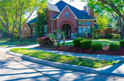 Coppell Single Family Home For Sale: 609 Cambridge Manor Lane