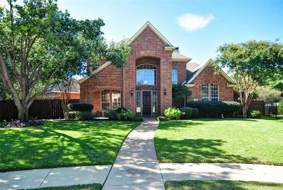 Allen Single Family Home Active Option Contract: 1235 Greenway Drive