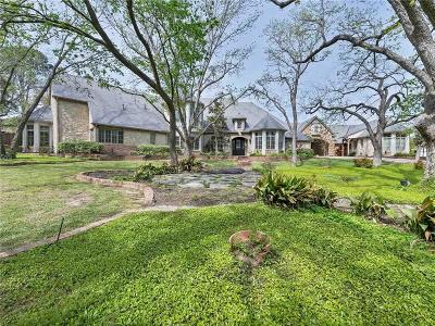 Keller Single Family Home For Sale: 460 Keller Smithfield Road S