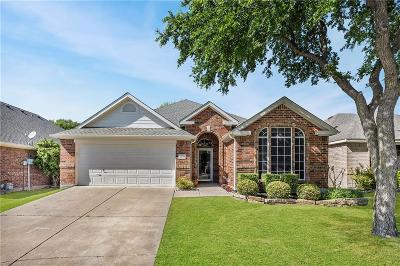 Mckinney Single Family Home Active Option Contract: 8800 Harmony Drive