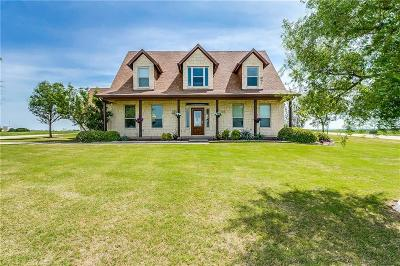 Johnson County Single Family Home Active Option Contract: 7425 Gleneagles Drive