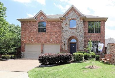 Flower Mound Single Family Home For Sale: 1805 Tara Court