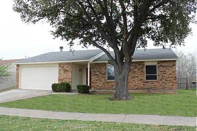 The Colony TX Single Family Home For Sale: $215,000
