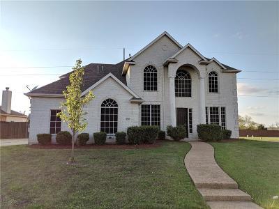 Garland Single Family Home For Sale: 4205 Lauren Lane