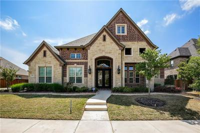 Frisco Single Family Home For Sale: 6935 Solitude Creek Court