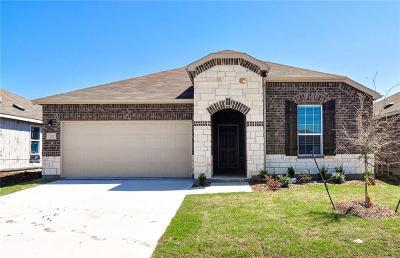 Aubrey Single Family Home For Sale: 3212 Arthur Avenue