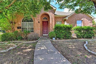 Mansfield TX Single Family Home Active Kick Out: $280,000