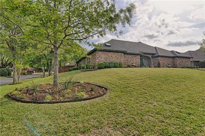 Arlington Single Family Home Active Option Contract: 2711 Ridge Top Lane