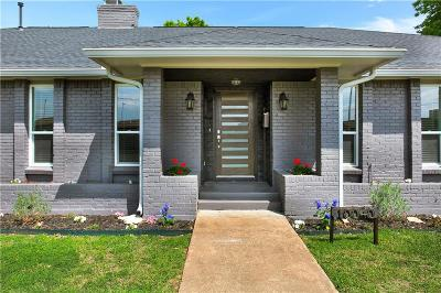 Single Family Home For Sale: 10040 Gooding Drive