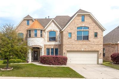 Burleson Single Family Home For Sale: 829 Monticello Drive