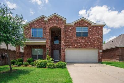 Prosper Single Family Home Active Option Contract: 5531 Crestwood Drive