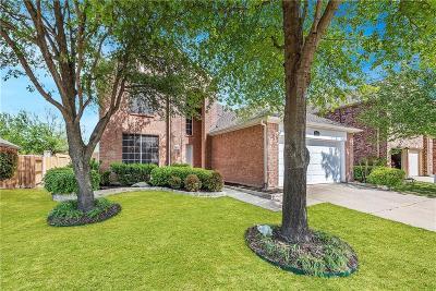 Frisco Single Family Home For Sale: 11508 Blackhawk Drive