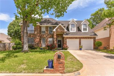 Arlington Single Family Home For Sale: 6115 Wooded Edge Court